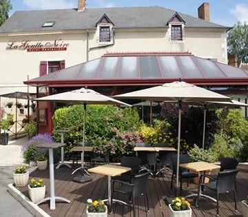 Hotel et restaurant la goutte noire à chateaumeillant